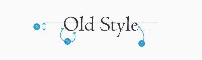serif-oldstylefeatures